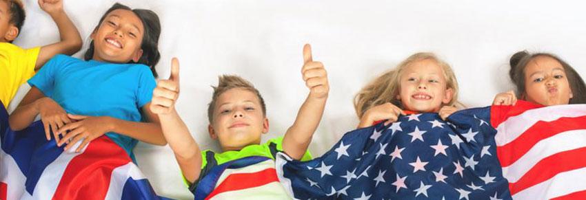 As vantagens de enviar seu filho para estudar nos Estados Unidos